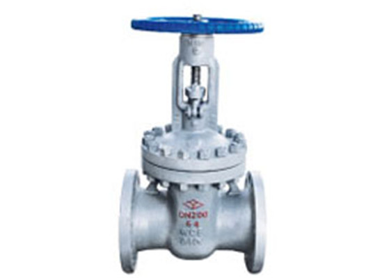 Cast Steel and Stainless Steel Gate ValveZ41Y H-40/64/100 Cuniform Gate Valve