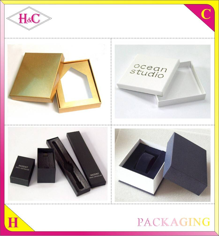 China Wholesale high quality double layers cardboard chipboard paper Boxes for Gifts Packing