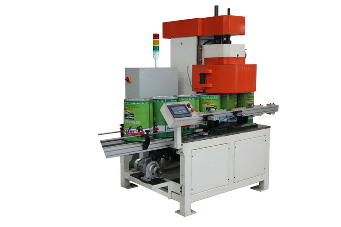 FG4Z automatic can seamer can sealing machine