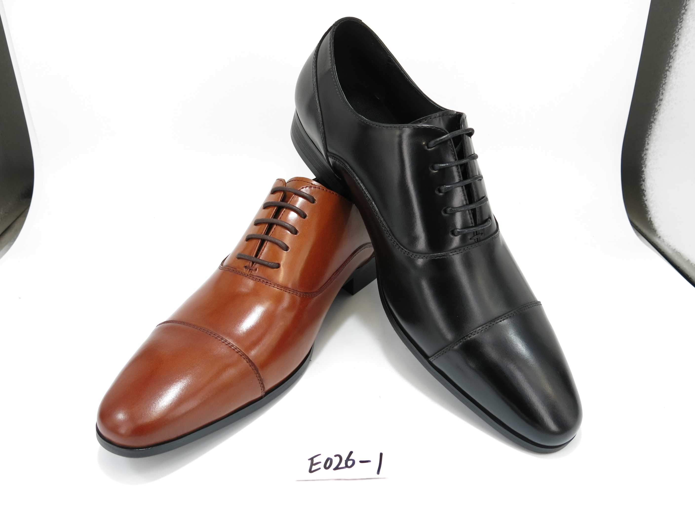 2017 newest real leather luxury dress shoes for men