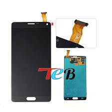 hot sale original OEM LCD display for samsung note 4