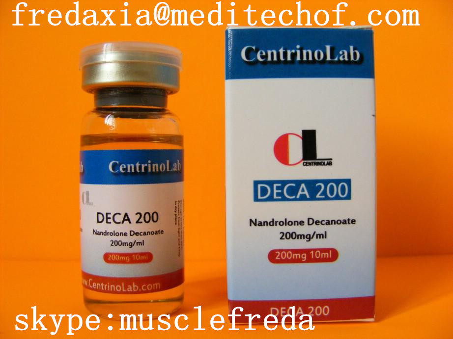 Nandrolone decanoate/HGH/Steroids/ Peptides/Hormone/Humantrope /hgh/Human growth