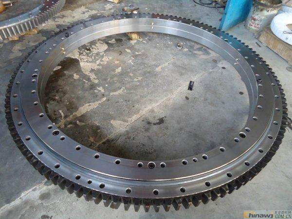 Slewing Bearing and Rothe Erde Slewing Bearing for Tower Crane, 42CrMo material