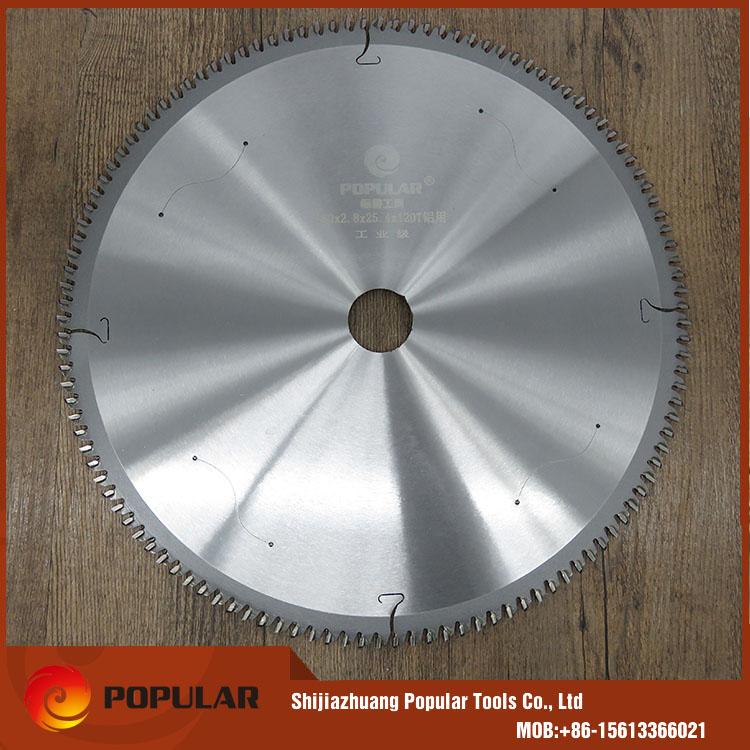 Aluminum Cutting TCT Circular Saw Blade