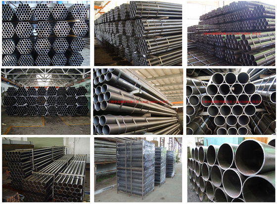 ASTM A53 Black Steel and Hot-dipped zinc-coated welded and seamless pipe