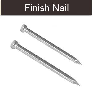 Finishing nails furniture nails brad nails headless nails