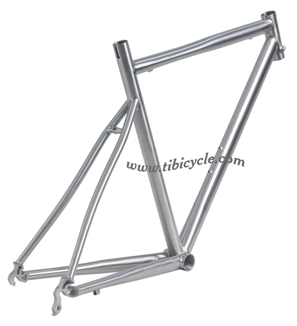 Road Titanium Bicycle Frame HLR003