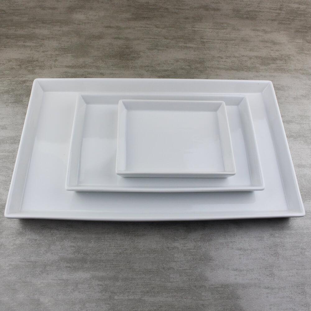 Rectangle Serving Platter Set
