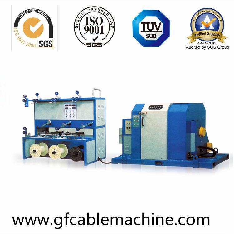 Cantiliever Type Stranding Machine for Power Wire