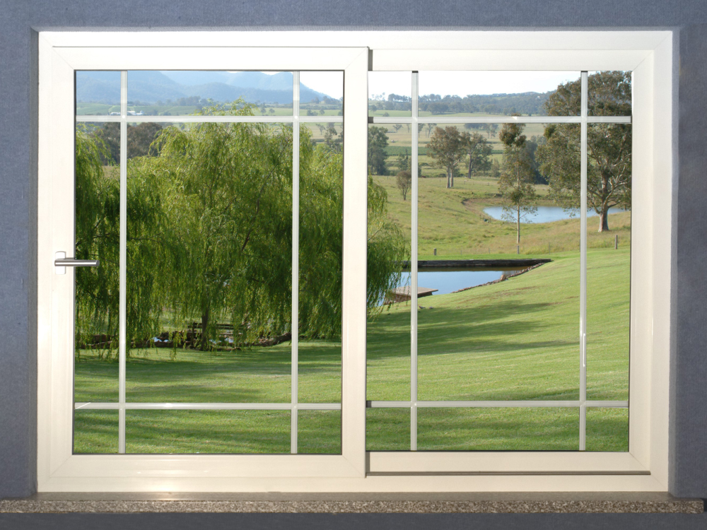 Doors & Windows/Aluminum Sliding Window Grill Design Made In China