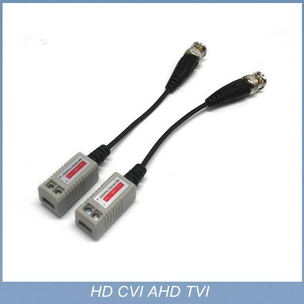 720P 1080P new high definition 1channel AHD balun for security system