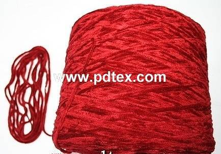 2nm acrylic chenille yarn , Yarn