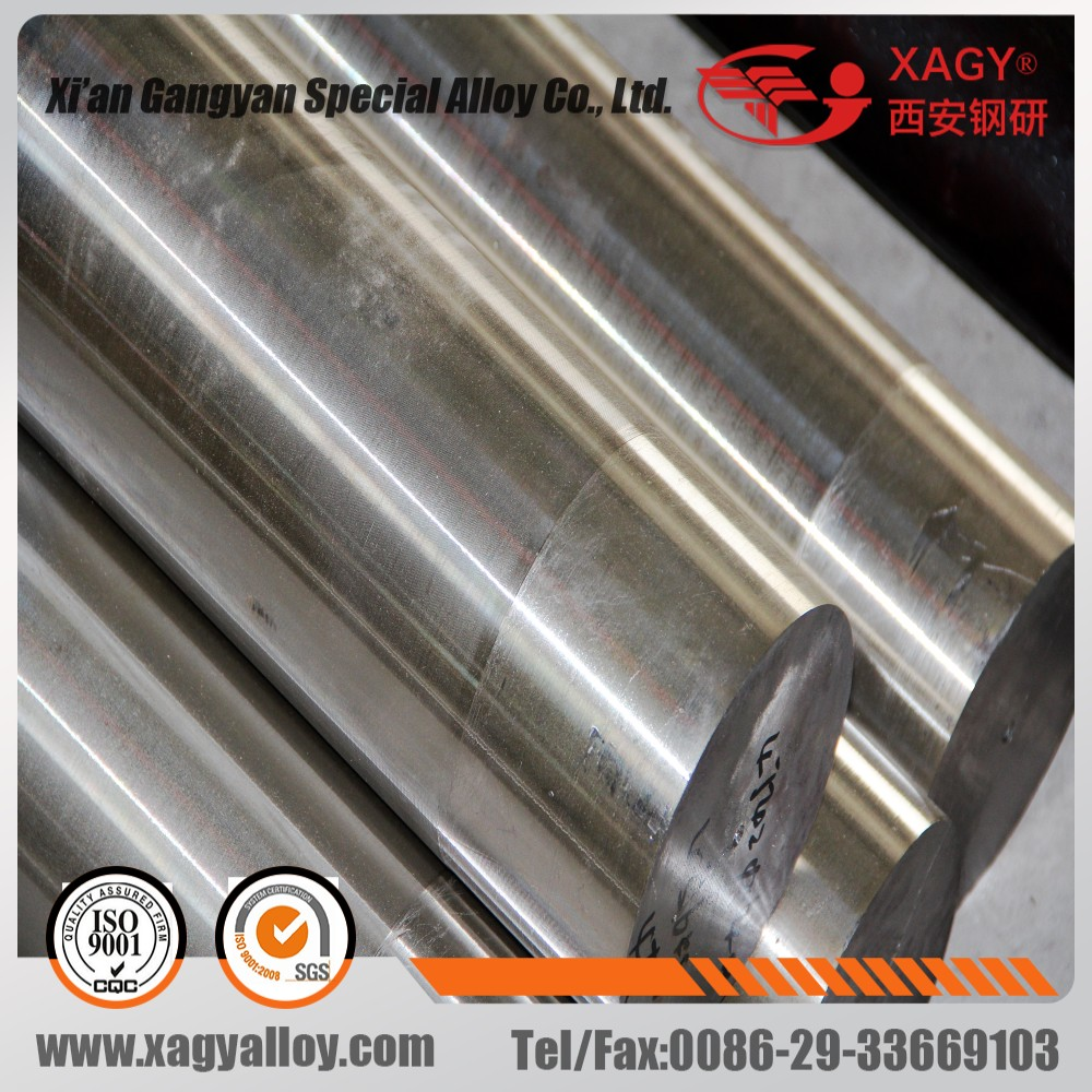 Hiperco50 alloy with highest saturation magnetic induction