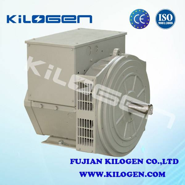 Diesel AC Synchronous Brushless Alternator(5kW-200kW)