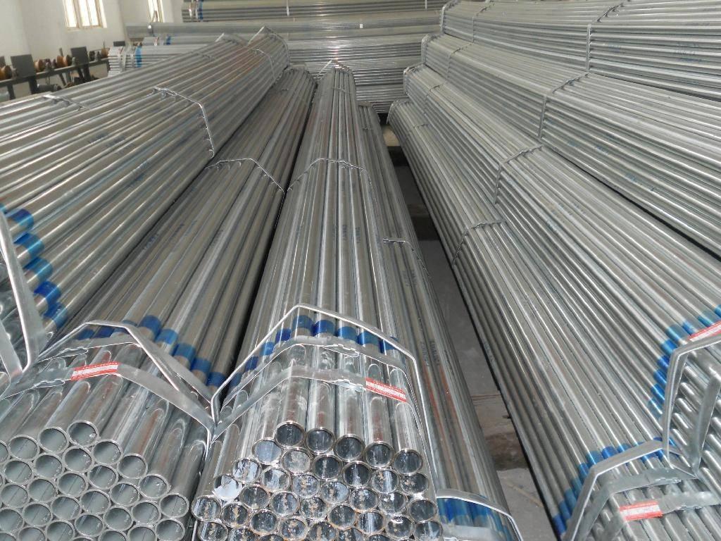 Q195-Q345 hot dip Galvanized steel pipe