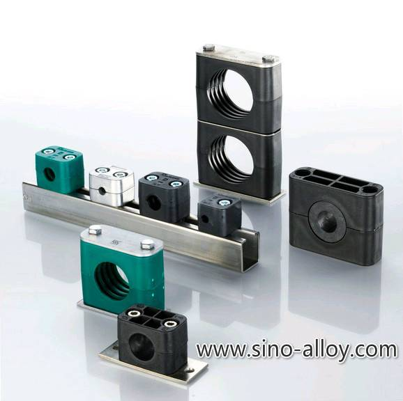 Standard series pipe clamps