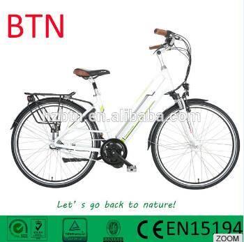 2016 BTN EN15194 250/350w folding ebike