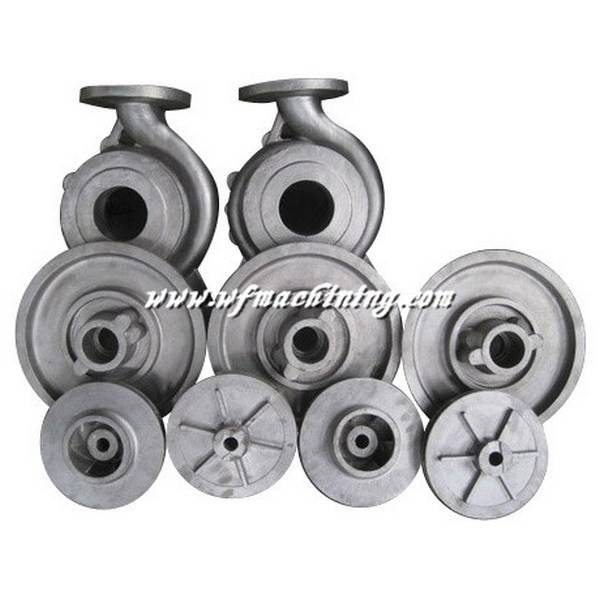 OEM casting parts water pump parts /Casting pump body