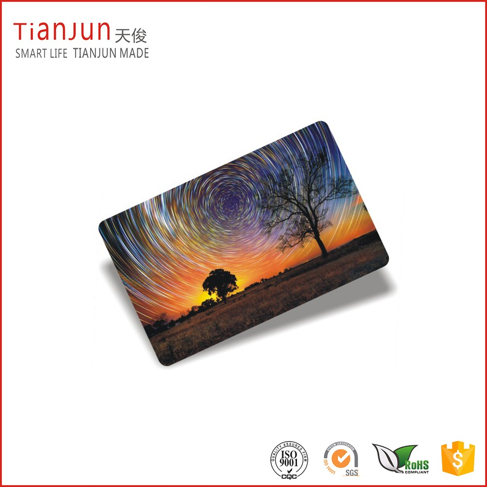 Inkjet Printing NTAG 213/215/216 NFC PVC Card