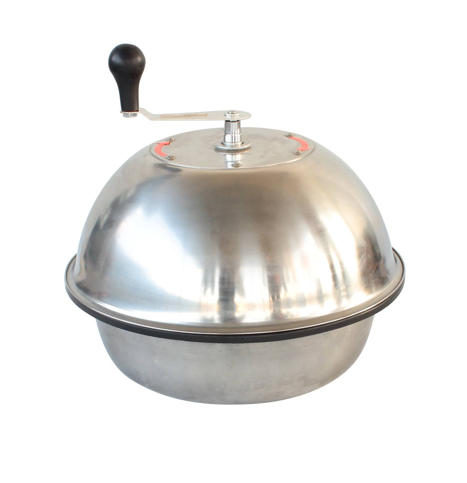 16 inch ECO Stainless Steel Motorized Bowl Trimmer