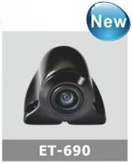 Car Camera Popular ET-690 CCTV  HD Night vision wide angle