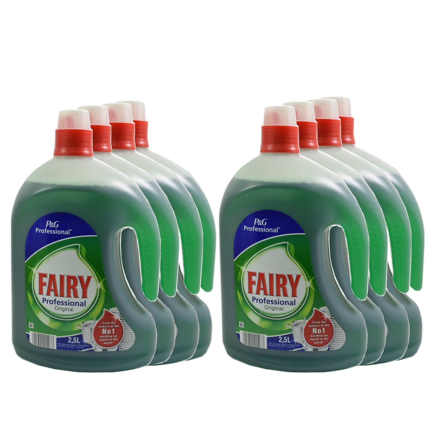 8x Fairy Professional Original