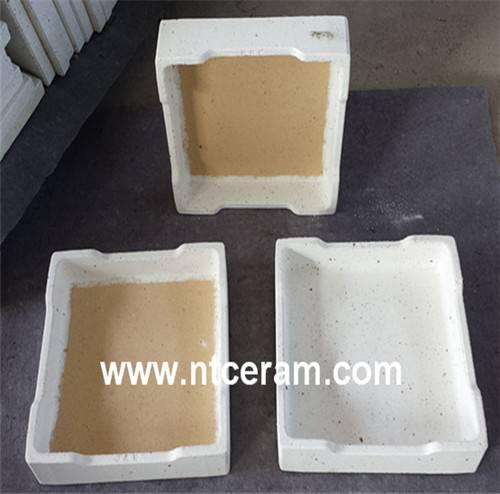 ceramic kiln furniture products ceramic sagger