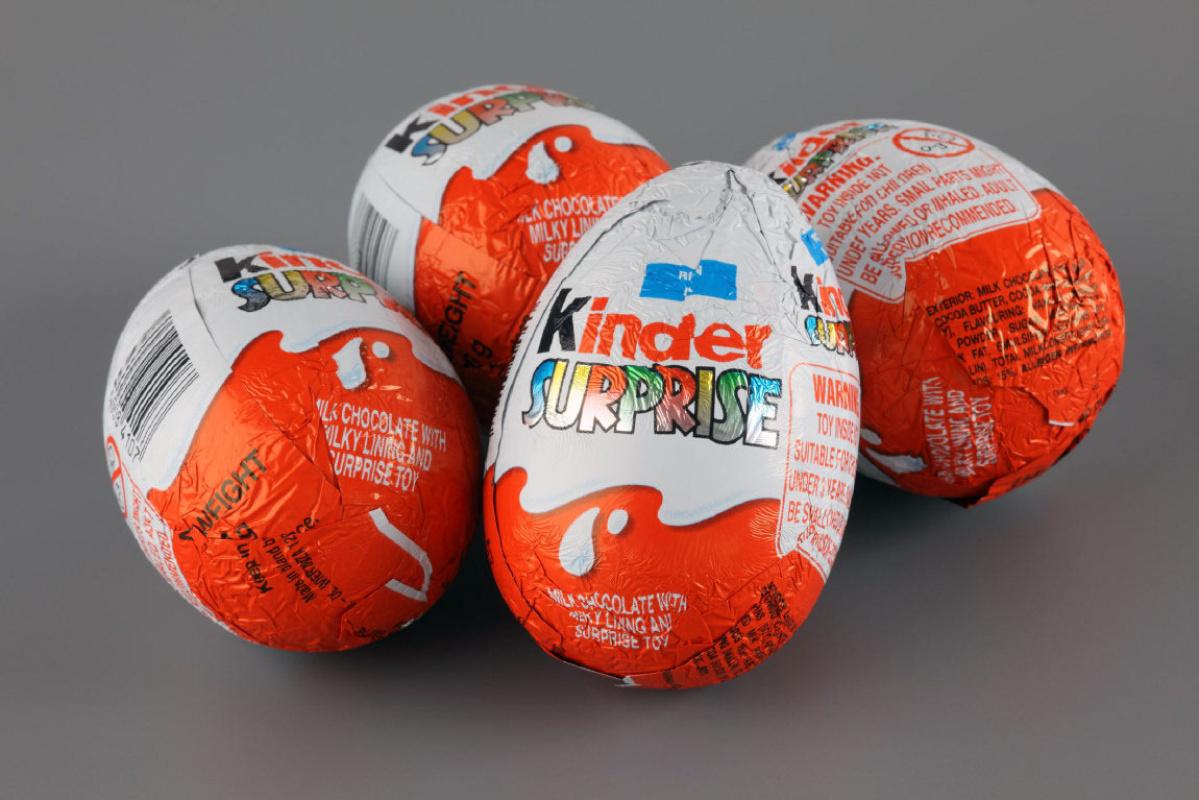 Top quality kinder suprise eggs