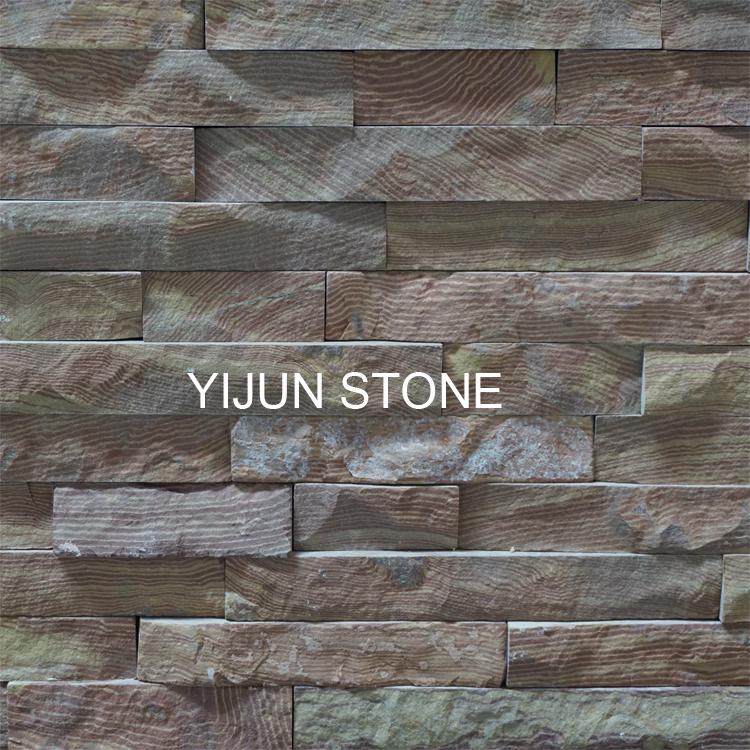 YIJUN STONE/ Natural stone/ Cultured stone/ wall stone/ Wood grain stone
