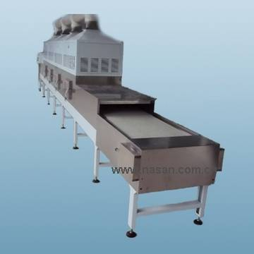 Nasan Microwave Rubber Dryer