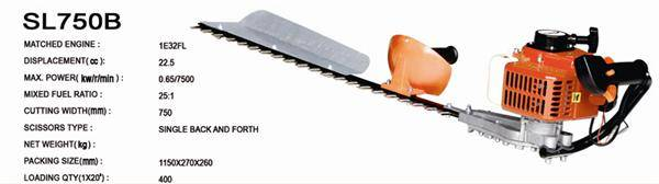 beautifying garden good quality gasoline hedge trimmer
