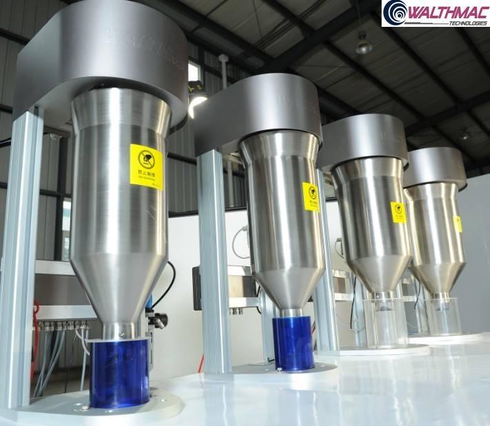 Gravimetric Control System