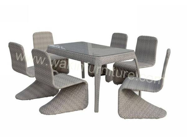 Rattan Dining Room Furniture WD-027