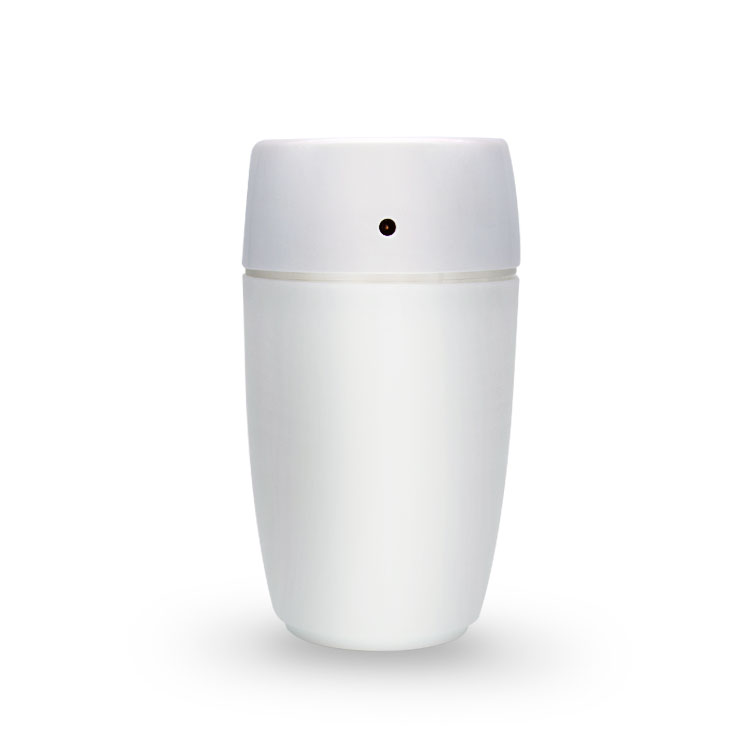 Office Humidifiers 240ml Water Bottle Easy to Clean Cool Mist Led Ultrasonic for Dry Air