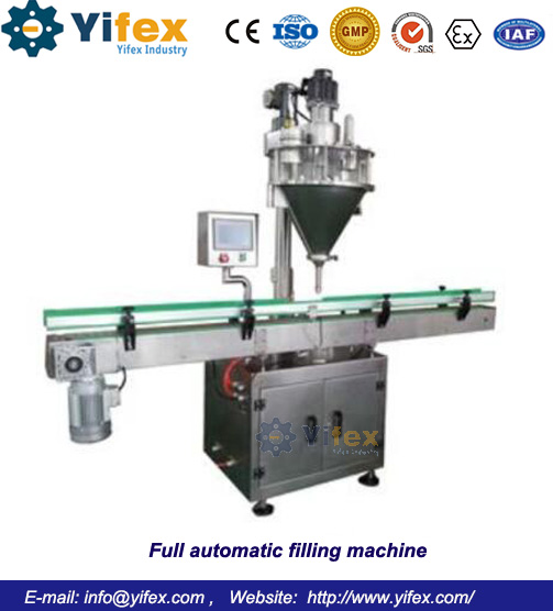 Full automatic filling machine