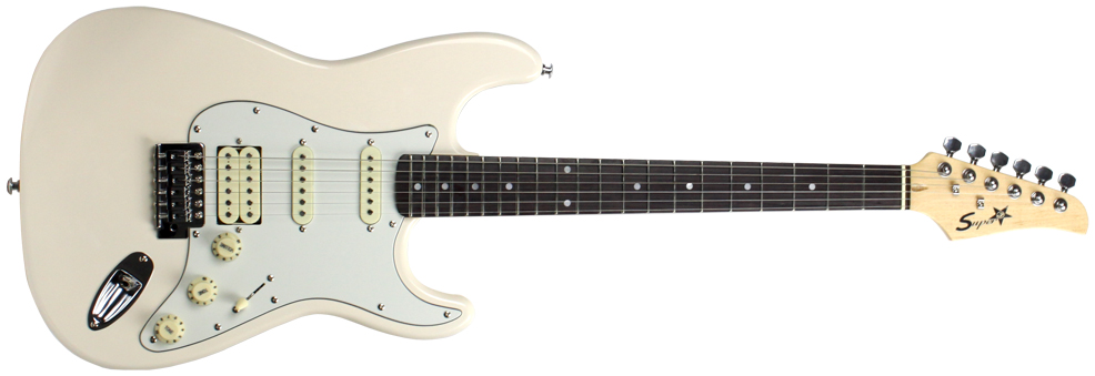 Electric guitar SST-211