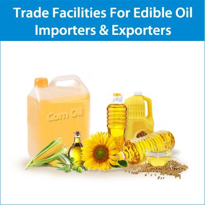 Trade Finance Facilities for Edible Oil Importers & Exporters