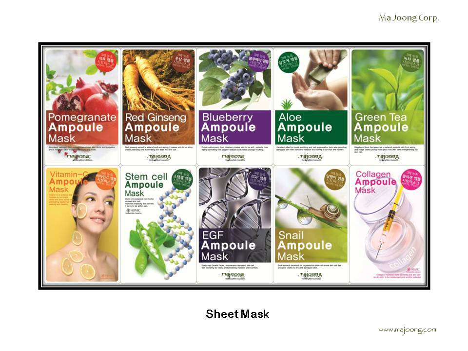 Herbal Ampoule Mask