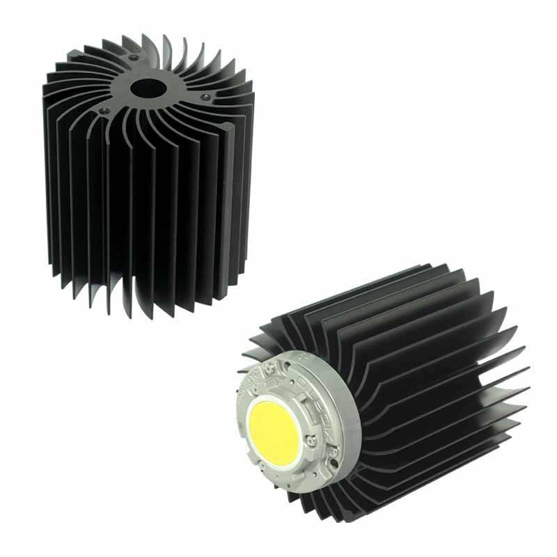 Xicato XSM XIM XTM XLM LED heat sink H70mm*D70mm XSA-38