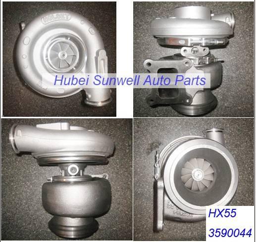 Cummins M11 turbo charger 3590044 Holset HX55 turbo 3800471