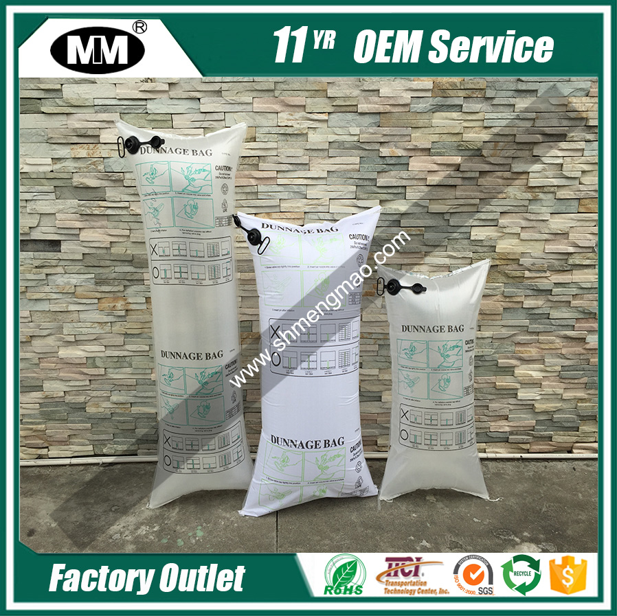 AAR verified PP woven dunnage air bag