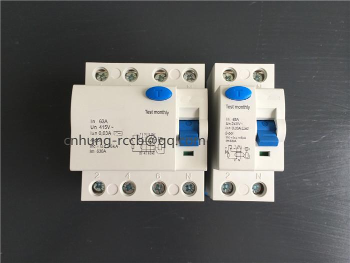 F360 new type earth leakage circuit breaker