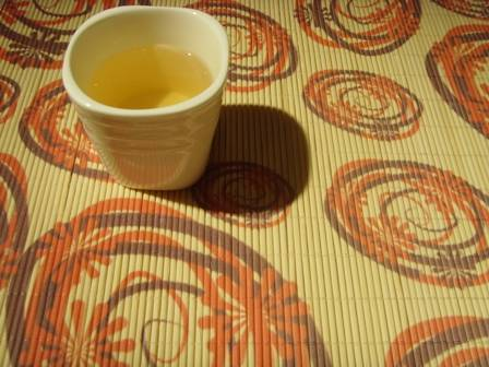 Printed Bamboo Mat