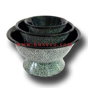 Lacquer Serving Bowls