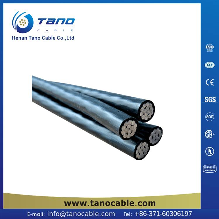China Supplier Tano Cable LV ABC Cable