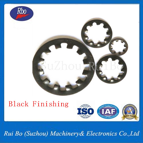 High Quality Stainless Steel DIN6797J Internal Teeth Washer