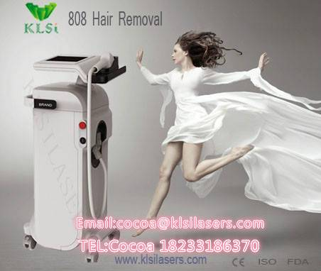 Diode laser system T808 hair removal,beauty equipment(machine),IPL