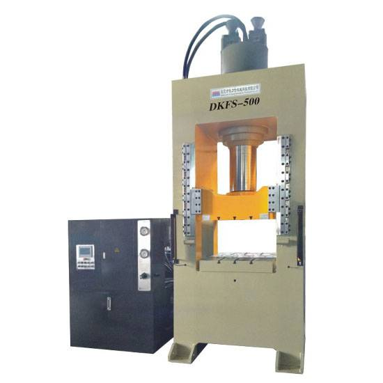 Servo Hydraulic Deep Draw Press Machine