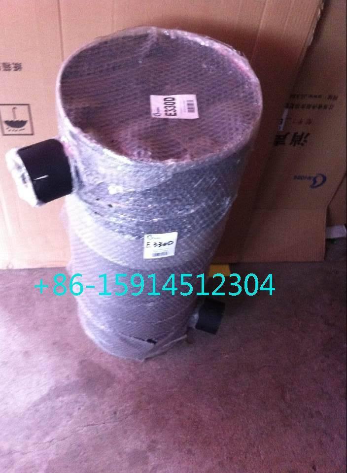 2194452 Caterpillar E330D muffler with tube for excavator