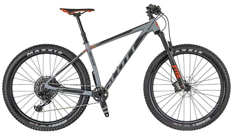 2018 Scott Scale 710 Mountain Bike